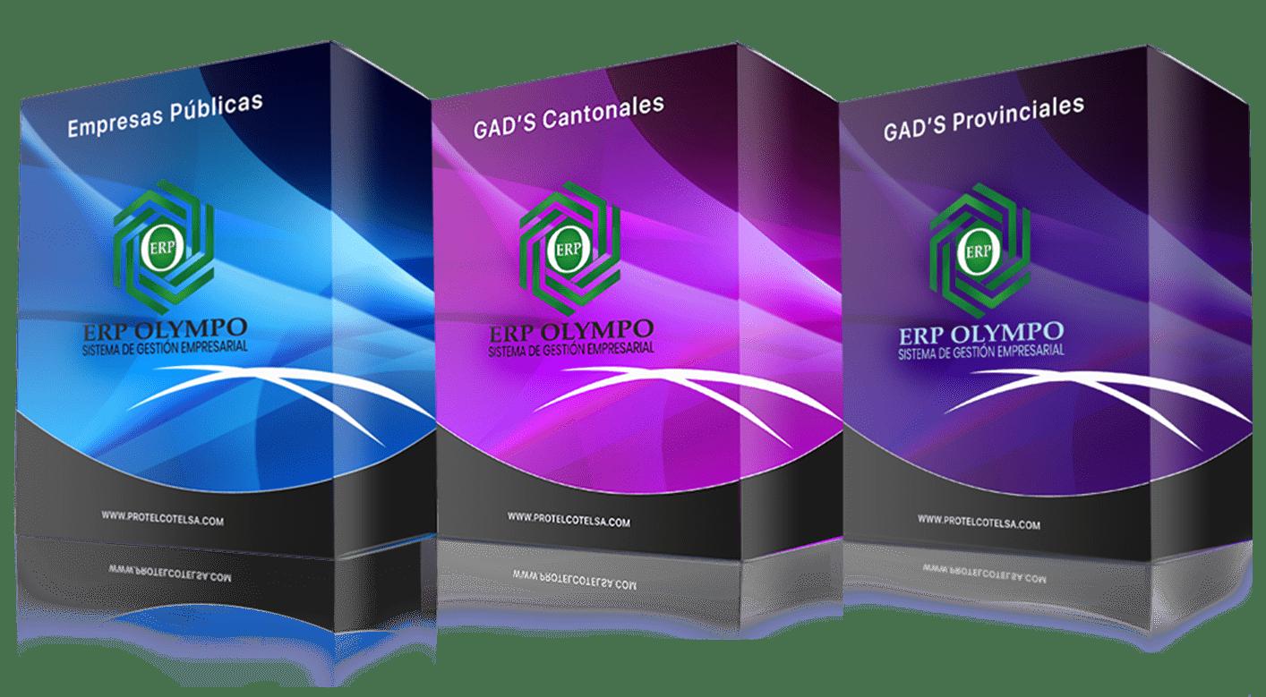 Sistema De Gestión Empresarial ERP OLYMPO Viáticos